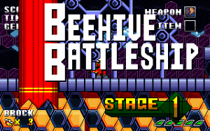 BeehiveBattleship