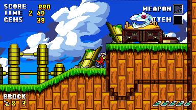 Beehive Battleship Screenshot